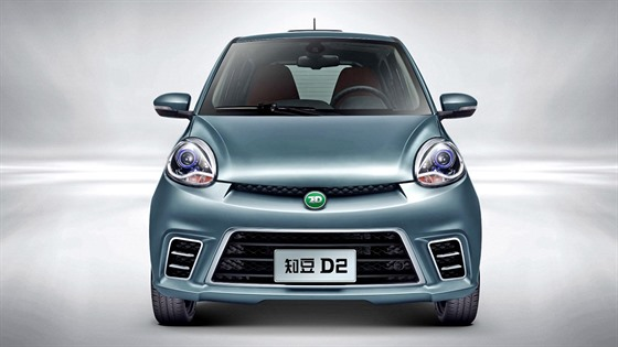 Čínský elektromobil Zhi Dou