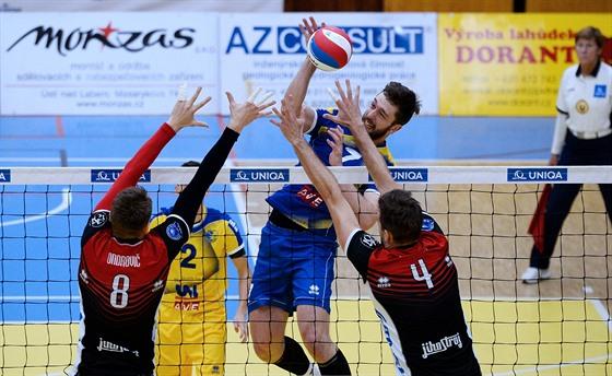 Parádní zkušenost, těší se Ondrovič s Budějovicemi na nejlepší tým planety