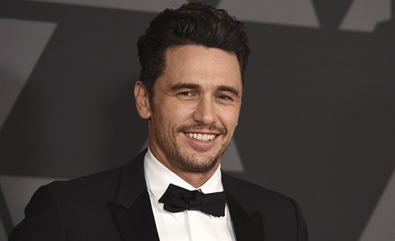 James Franco na Governors Awards (Los Angeles, 11. listopadu 2017)
