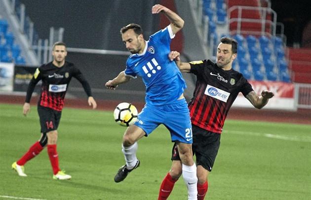 Slezský FC Opava, který v pátek od 17.00 hostí už