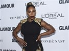 Serena Williamsová na Glamour Women of the Year Awards (New York, 13. listopadu...