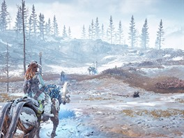 Horizon Zero Dawn: Frozen Wilds (Photo Mode)