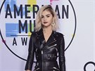 Selena Gomezová na American Music Awards (Los Angeles, 19. listopadu 2017)