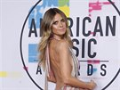 Heidi Klumová na American Music Awards (Los Angeles, 19. listopadu 2017)