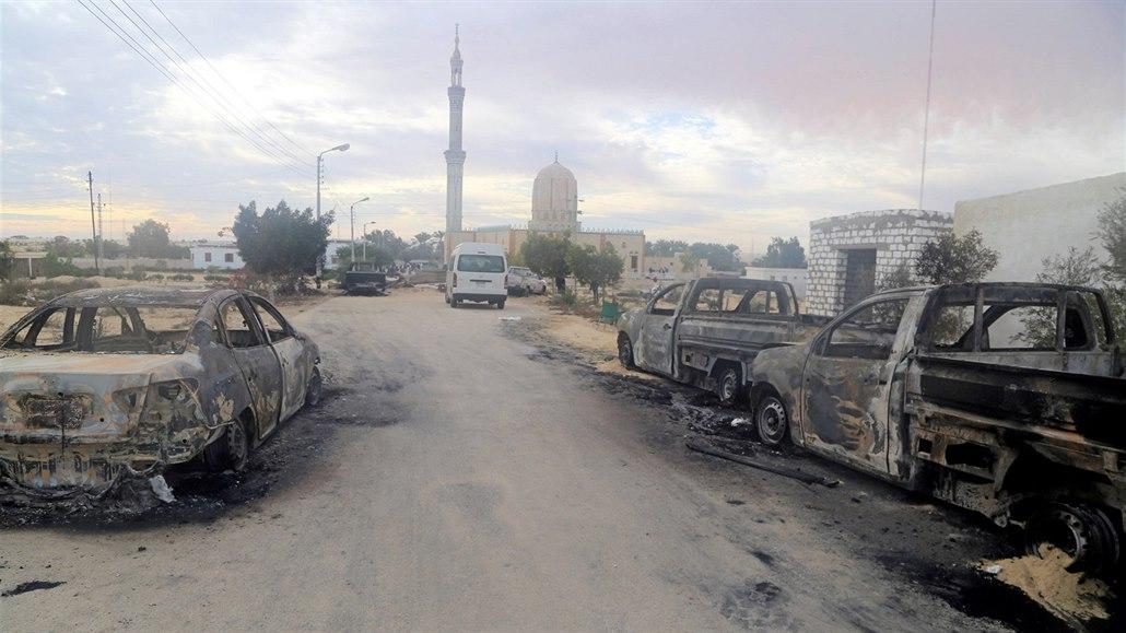 Egypt Chce Porazit Teroristy Na Sinaji Buduje Mesta A Silnice Za