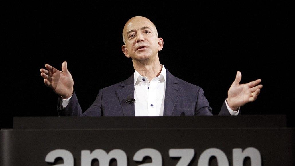 Zemi lze zachránit, řekl šéf Amazonu. Na boj se změnami klimatu dá miliardy