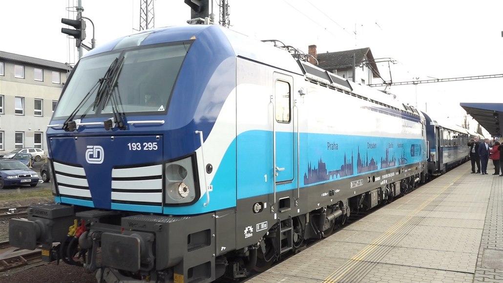 České dráhy nakoupí dvě stovky nových vagonů pro expresní spoje