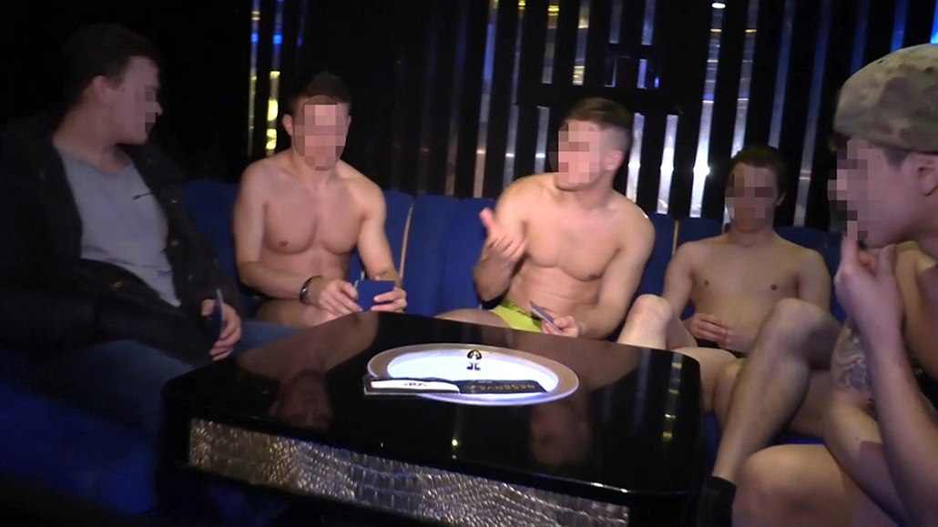 homosexuální muži kouření