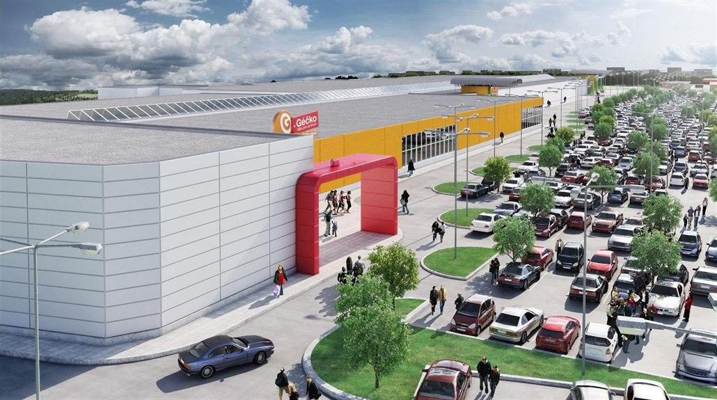 60d5d2eaa0 Společnost Reflecta Development zahajuje v Ostravě-Plesné výstavbu  komplexního.