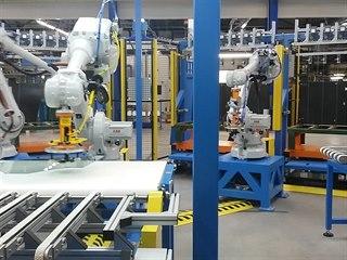 AGC otevřelo novou výrobní halu za 180 milionů