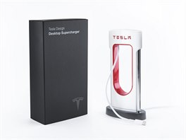 Tesla Desktop Supercharger