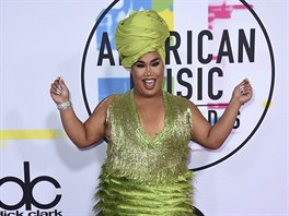 Patrick Starrr na American Music Awards (Los Angeles, 19. listopadu 2017)