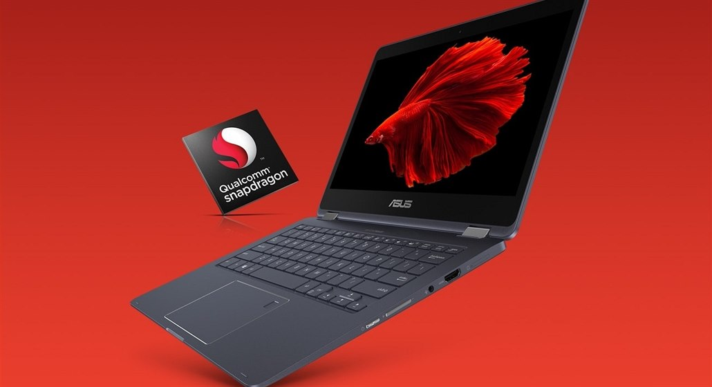 Asus NovaGo přináší Windows na čipu ARM.