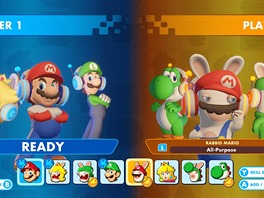 Mario + Rabbids: Kingdom Battle - Versus mode