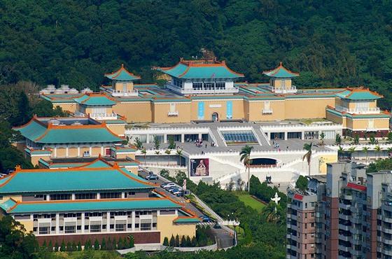 Sbírka v Národním palácovém muzeu čítá dohromady téměř 690 tisíc položek.