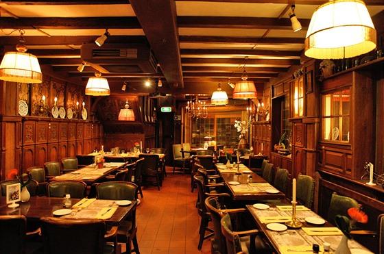 Údajně jedna znejstarších restaurací vAmsterdamu ukazuje, jak ošidná mohou...