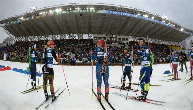 Tjumeň. Ruský biatlonový areál v minulosti hostil exhibice i mistrovství...