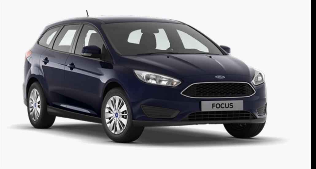 Ministerstvo Vybralo Auto Pro Vyherce Uctenkovky Bude To Ford Focus