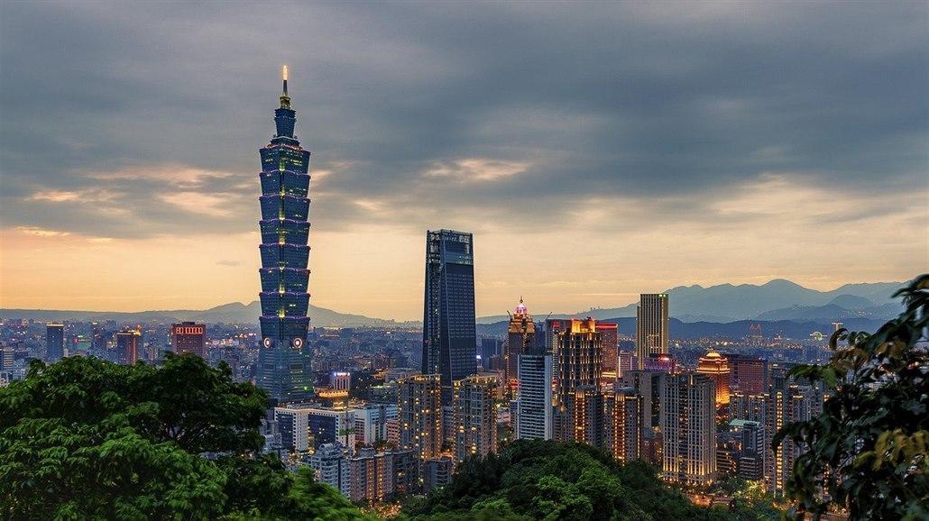 Tchaj-wan je spolu s několika dalšími menšími ostrovy součástí Čínské...