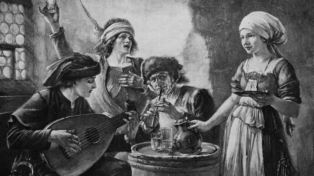 Lokály, hospody, pivo a víno, ženy a zpěv. V Evropě narazíme na spousty...