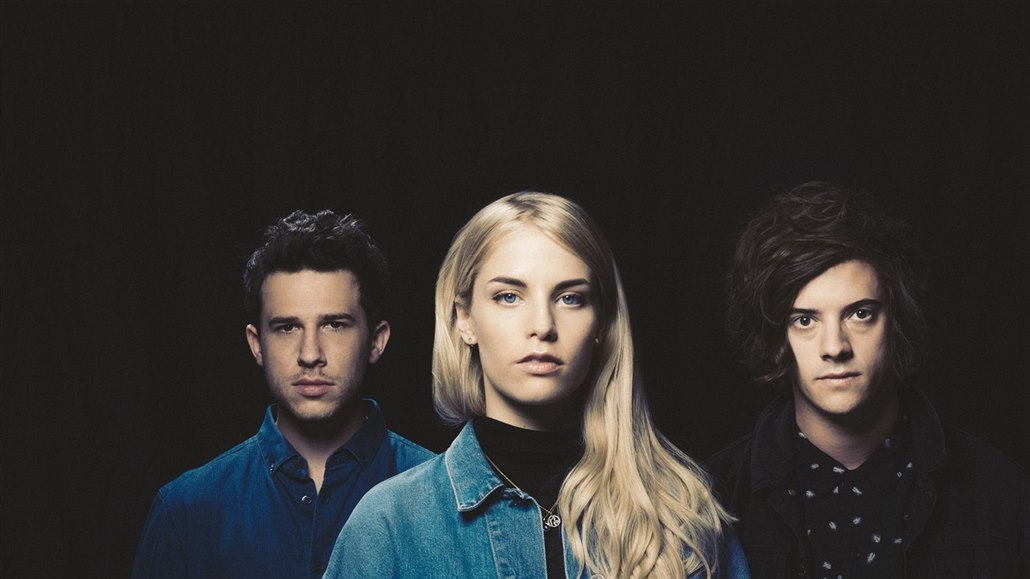 Britská kapela London Grammar