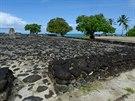 Marae Taputapuatea je jedno z nejposvátnějších míst v celé Polynésii. Odsud...