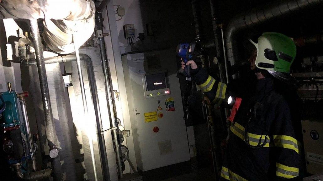d11af25975f V pondělí vyjížděli hasiči k požáru technologie bioplynové výrobny ...
