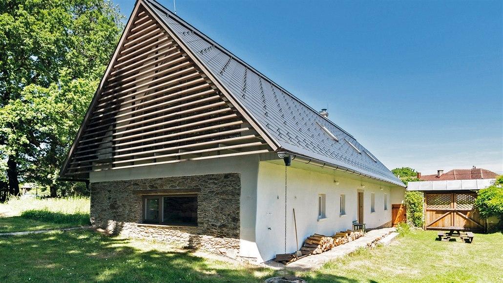 Rekonstrukce rodinného domu architekt