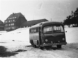 Horský autobus Karosa T 500 HB