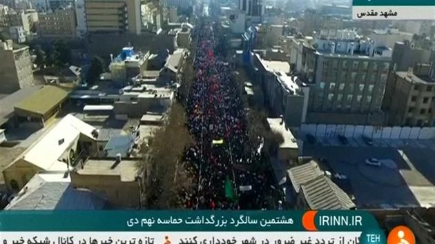 připojte Irán