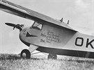 Sportovní letadlo Praga E.114 Air Baby