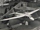 Prototyp aerotaxi Praga E.210
