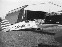 Sportovní stroj Praga B.H.111 byl poslední společnou konstrukcí pánů Beneše a...