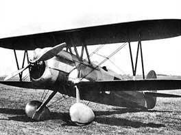 Prototyp stíhačky Avia B.H.44