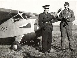 Sportovní Praga E.114 Air Baby
