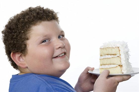 cc840e185 České děti tloustnou. S nadváhou či obezitou se pere každé páté ...