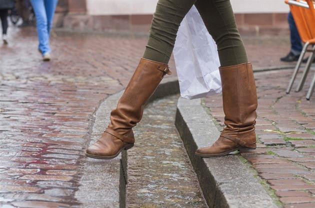 Zima ve městě. Jak vybrat boty 0dda04705f