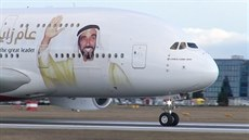 Emirates ZAYED