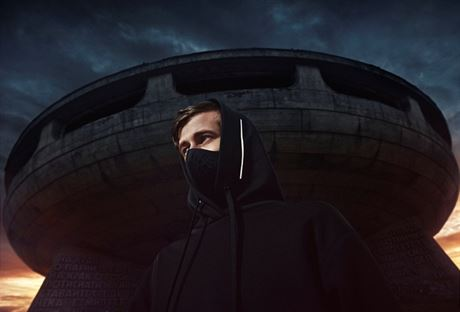 Norský DJ a producent Alan Walker