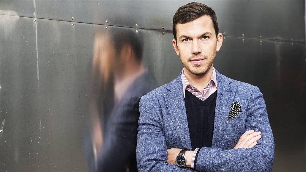 1586d07fc Silný rok. Investor Michal Mička koupil v roce 2017 českou módní značku ...