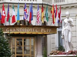 Karlovarský Grandhotel Pupp