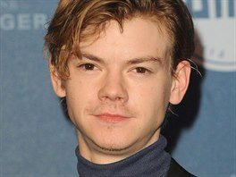Thomas Brodie-Sangster (Londýn, 10. prosince 2017)