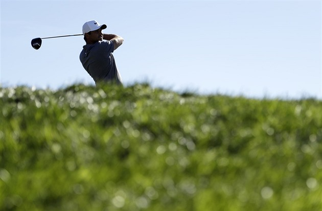 Jason Day na turnaji Farmers Insurance