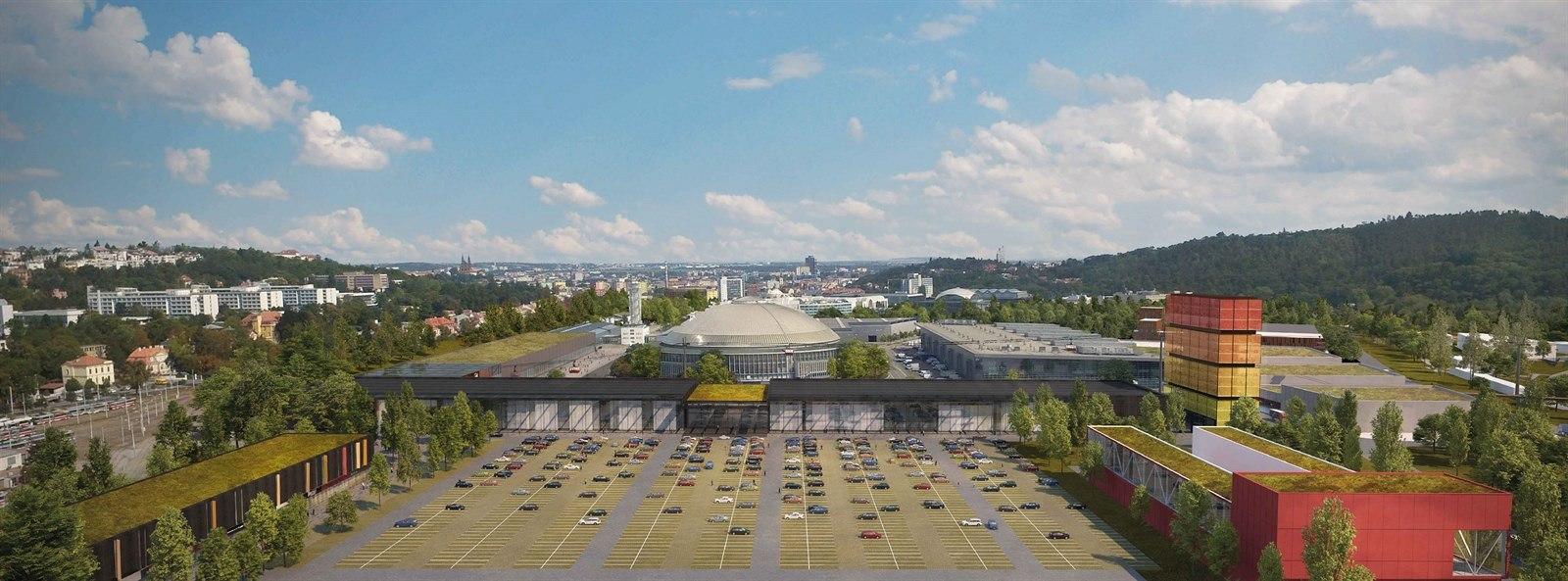 fc58b1a941 Čtyřmi nejlepšími návrhy se bude inspirovat proměna brněnského výstaviště.  Všechny mimo jiné řeší i prostor