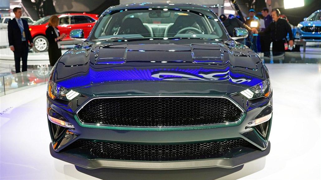 Nový Mustang pro Bullitta je tady bf065f9cfb