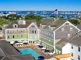 The Nantucket Hotel & Resort, Nantucket, Massachusetts, USA
