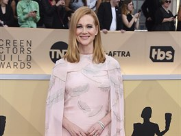 Laura Linney na SAG Awards (Los Angeles, 21. ledna 2018)
