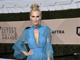 Molly Simsová na SAG Awards (Los Angeles, 21. ledna 2018)