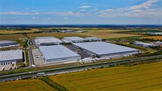 Prologis Park Prague-Jirny