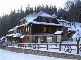 Chata Vsacký Cáb
